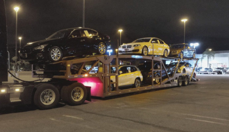 Private Car Hauler